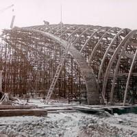 Construction du marché mars 56
