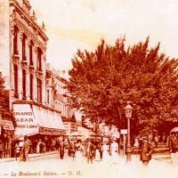 Le boulevard Botton