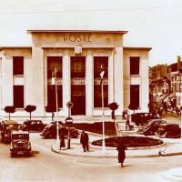 La poste au début du XXe siècle