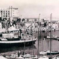 Le port dans les années 60