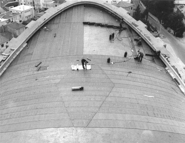 Etanchéïté du toit
