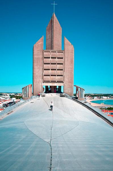 Le toit de Notre-Dame