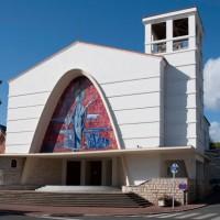 Façade de l'église Notre-Dame de l'Assomption