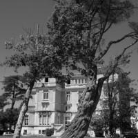 Hôtel de ville depuis le Parc